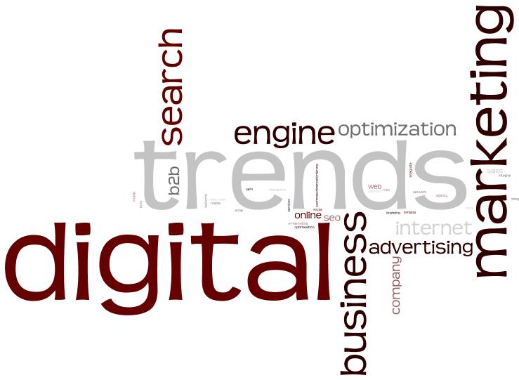 Digital Marketing in 2013